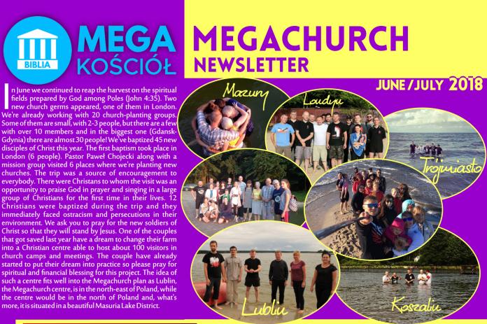 #MegaChurch #IPPTV #Megakosciol