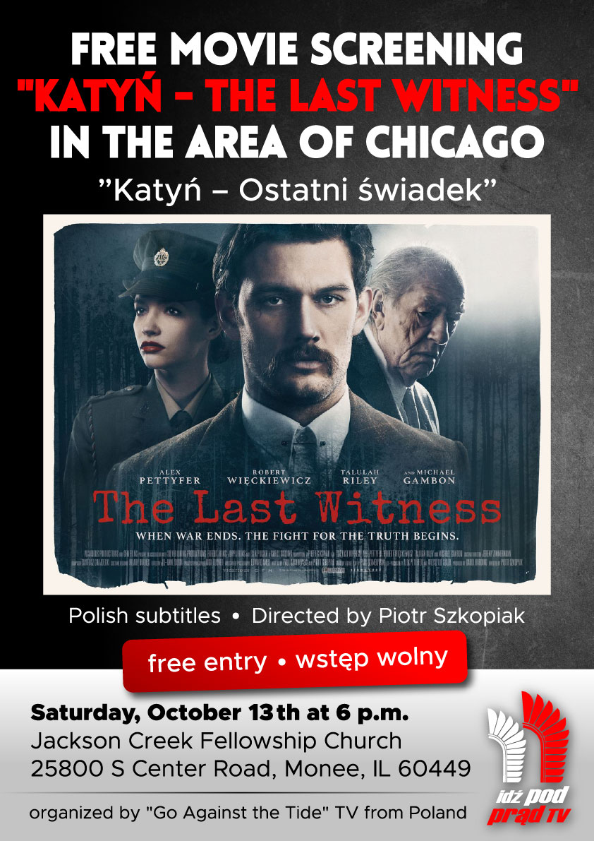 FREE SCREENING of the movie