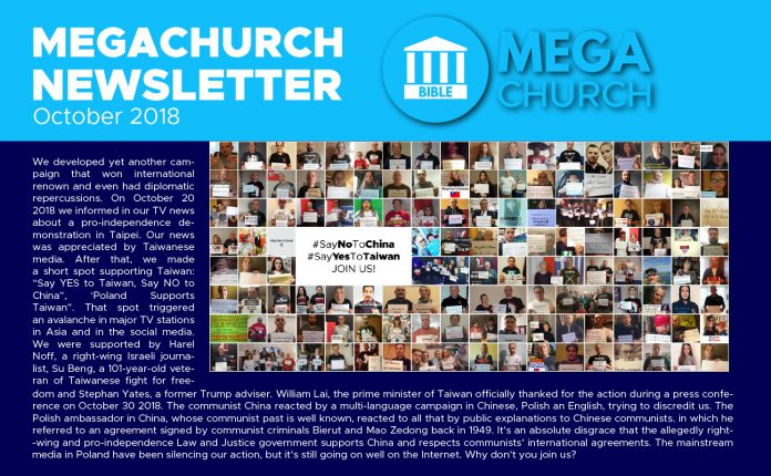#IPPTV #Megachurch